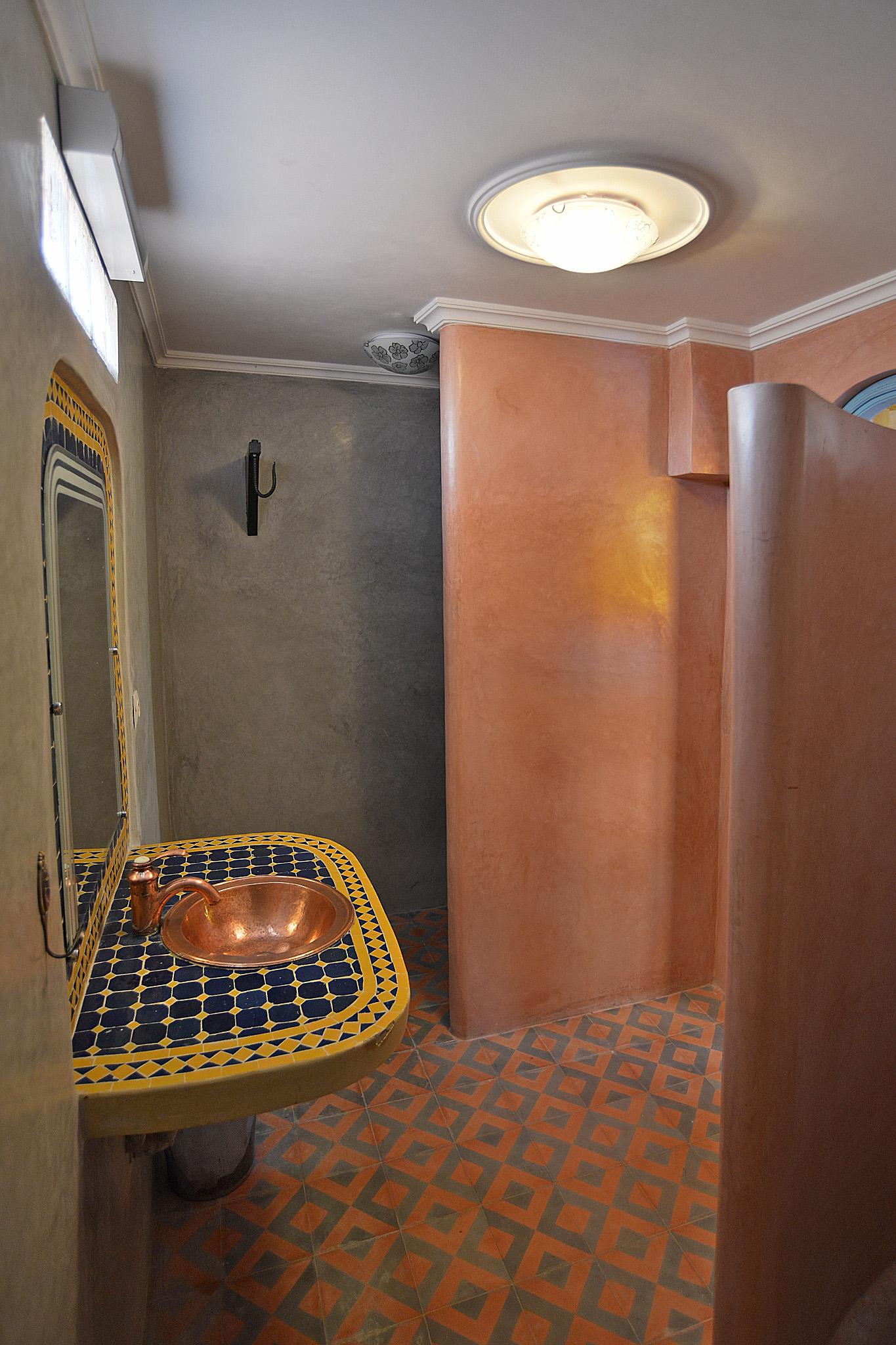 Accessoires Salle De Bain Inox Castorama ~ Riad Aicha Marrakech Guest House B B Maison D H Tes Marrakech